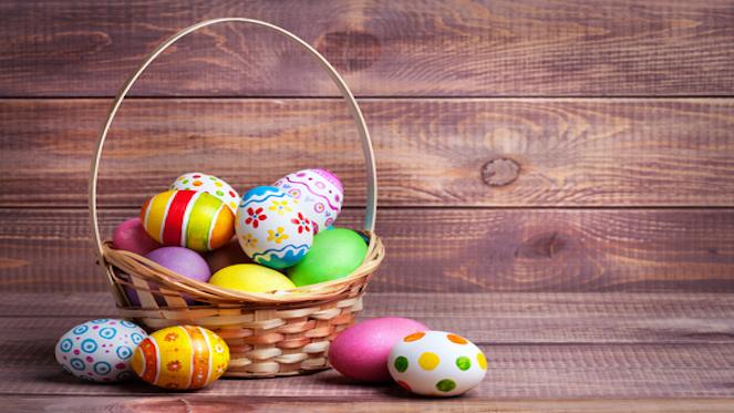 Easter Egg Hunt at Norscot Manor