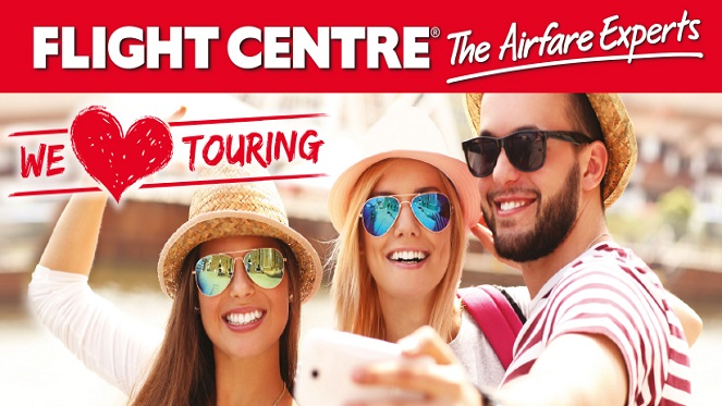 Travel The World With Flight Centre!