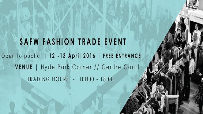 SAFW Fashion Trade