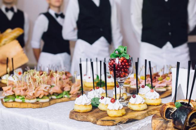 Top Wedding Caterers Joburg
