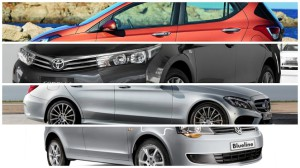Top Selling Cars in South Africa