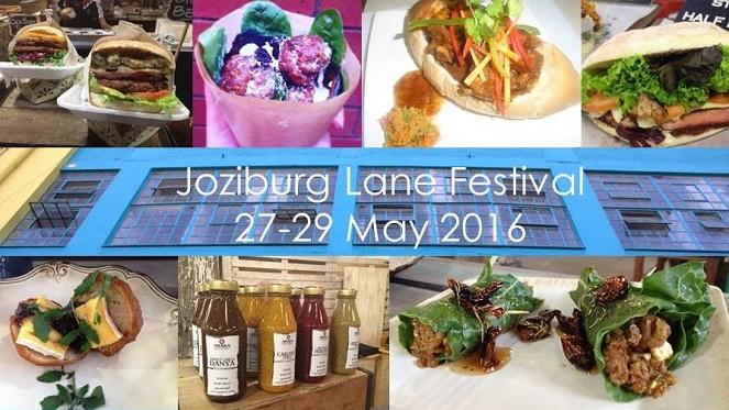 Joziburg Lane Festival