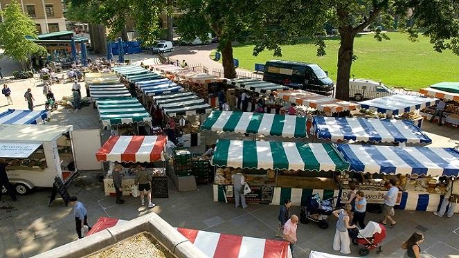 Partridges Food Market