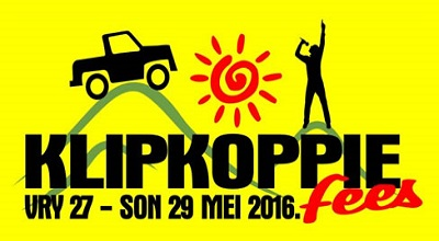 Klipkoppie Fees 2016