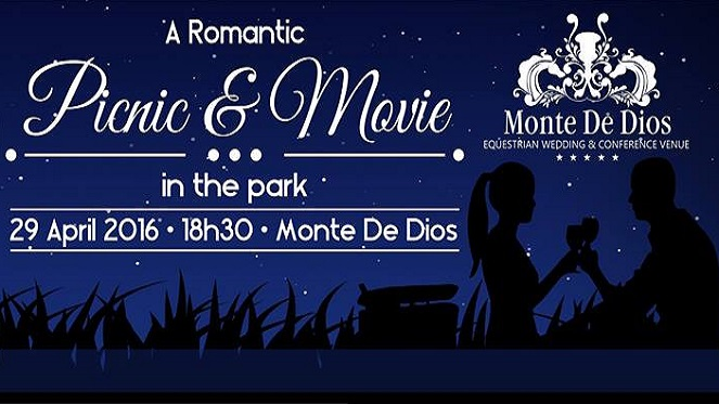 Romantic Picnic & Movie In The Park