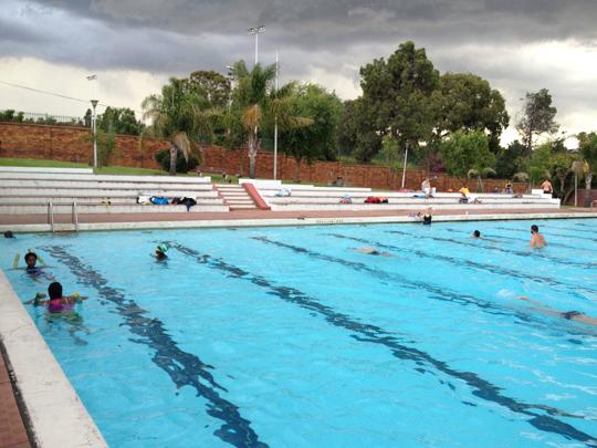 Zoo Lake Public Pool Joburg