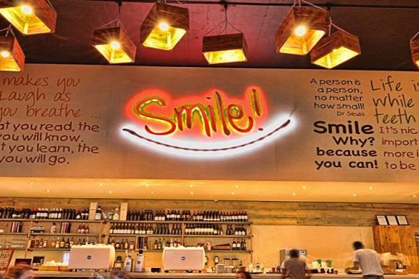 Smile Cafe Fourways