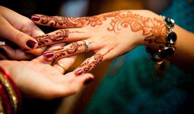 Hindu pre-wedding ceremony