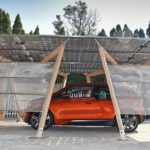 BMW Rolling Out Solar Powered Carport Charging Sta...