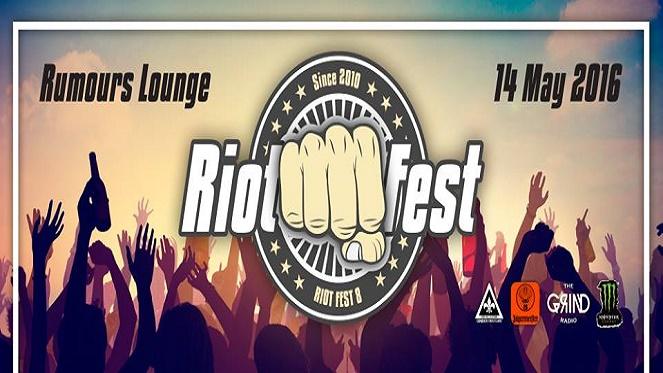 Riot Fest 1