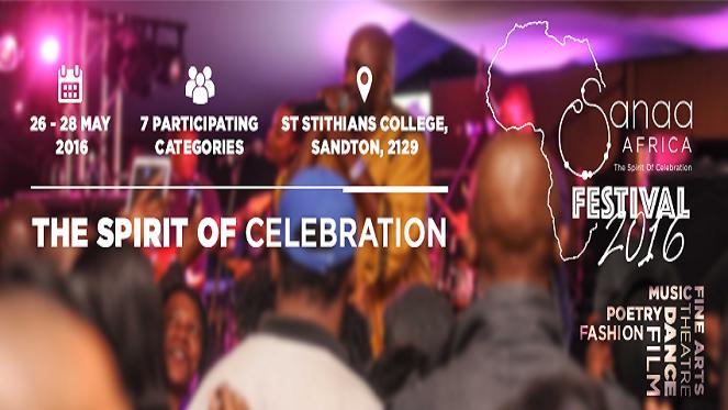 Sanaa Africa Festival 2016