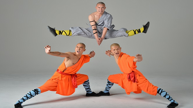 The Legendary Shaolin Monks Return With Their Brand New Show