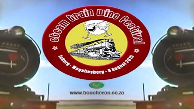 Boucheron Wines Steam Train Festival