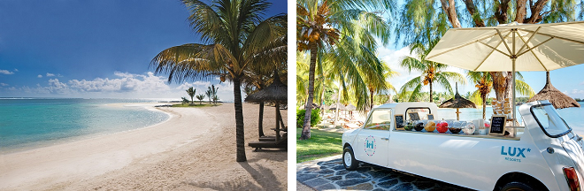 Skip The Winter Blues By Escaping To Mauritius With LUX* Resorts!