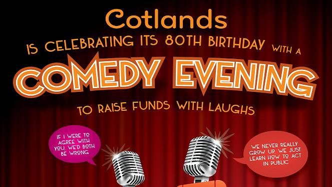 cotlands comedy evening