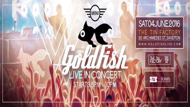 Goldfish Live In Concert