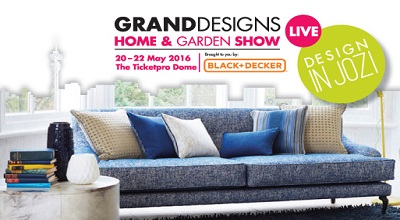 Décor Lovers and Home Owners, Don't Miss Grand Designs Live!