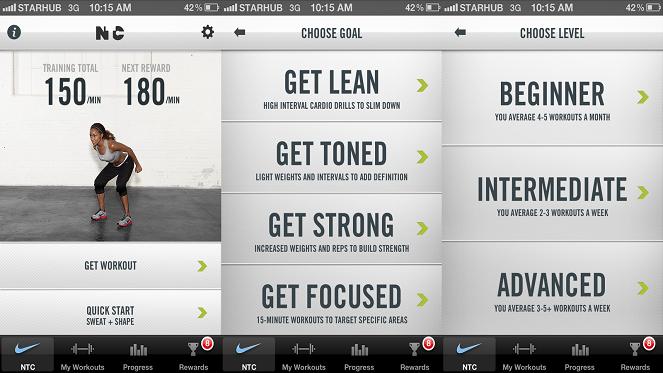 nike-training-club-app