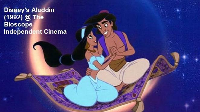 Classic Movie Sundays: Aladdin