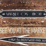 Indoor Food And Craft Beer Market