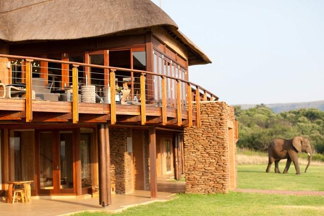 Askari Game Lodge and Spa