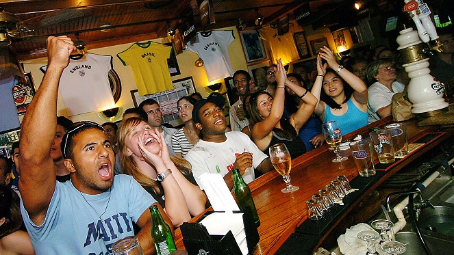 Image result for world cup games sports bar orlando