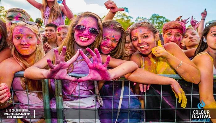 The Colour Fest U18 JHB