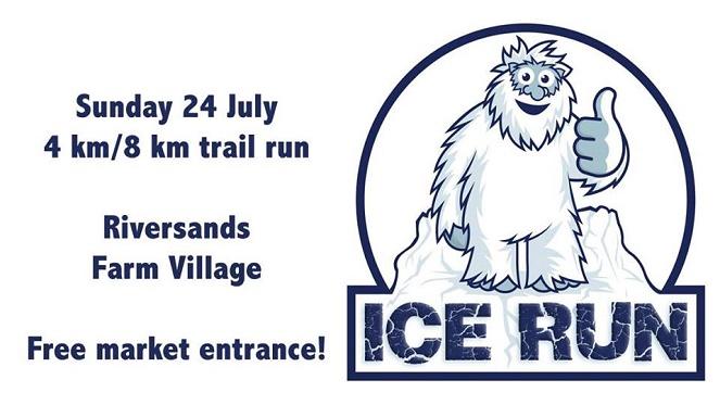The Ice Run