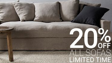 Spruce Up Your Living Room With SHF's Sofa Discount!