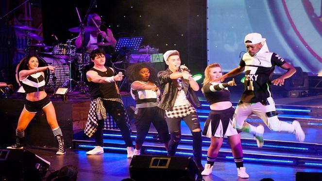 Kidz Rock The Hits @ Barnyard Theatre Gold Reef City