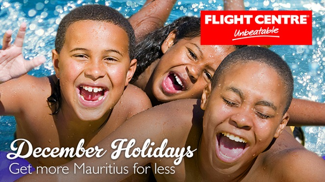 Start Planning Your Tropical December Holiday With Flight Centre!