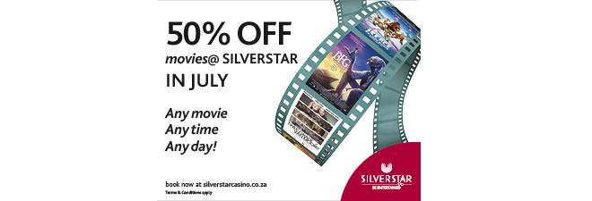 Silverstar - movies