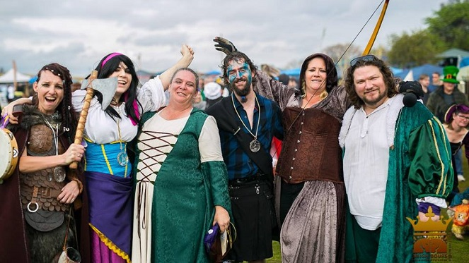 Travel Back In Time With The Fifth Annual Magical Medieval Fayre!
