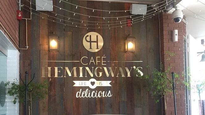 Cafe Hemingwaysaa