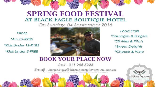 Spring Food Festival 2016