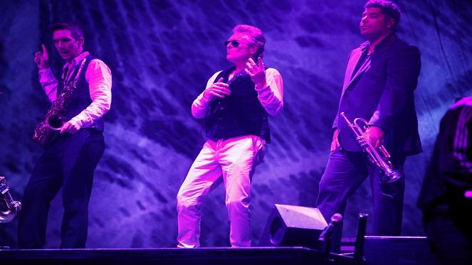 UB40 Ft Ali, Astro and Mickey Live