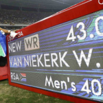 Wayde van Niekerk Gets The Gold!
