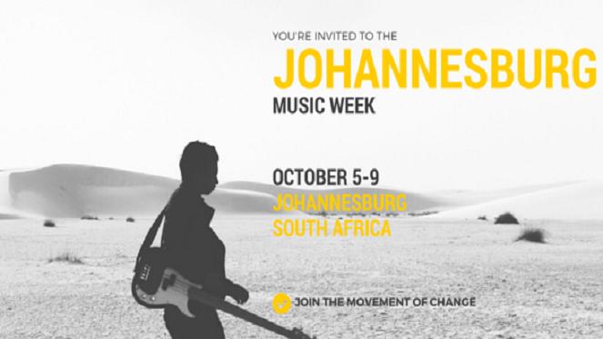 JHB Music Week 2016