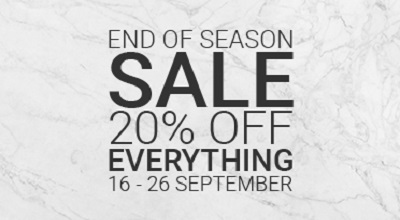 Don't Miss Out On SHF's Massive End Of Season Sale!