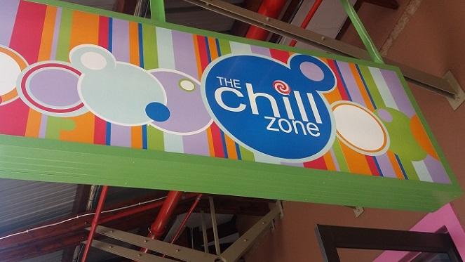Enjoy Sweet Treats At The Chill Zone