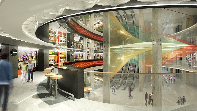 Fourways Mall Set To Complete Phase One Of Their Massive Renovation!