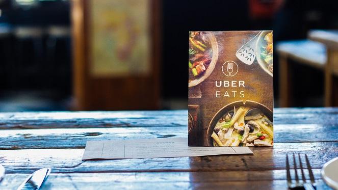 Uber Eats Johannesburg