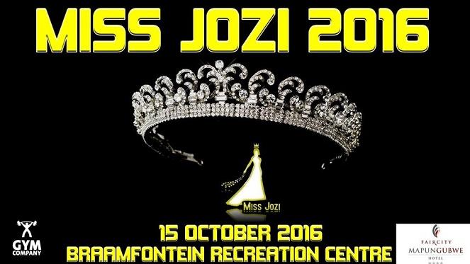 Miss Jozi 2016 Finale
