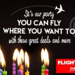 Celebrate Flight Centre's Birthday With These Gr...