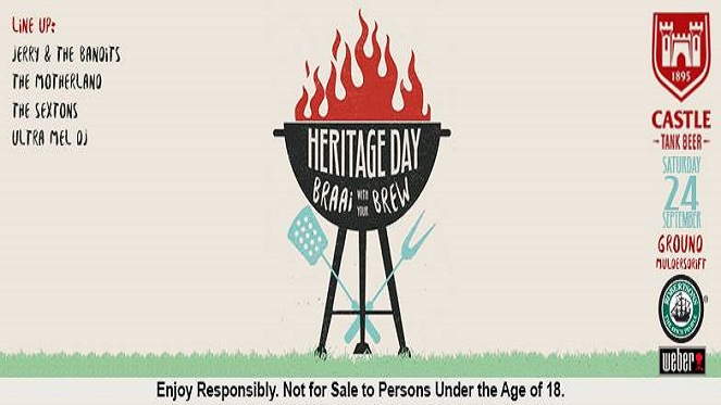 Braai With Your Brew This Heritage Day!