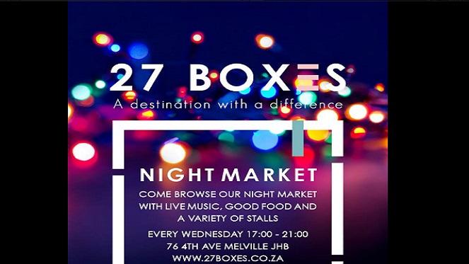 27 Boxes Night Market