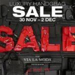 The Next Via La Moda Showroom Sale Dates Have Been...