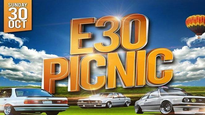 E30 Picnic