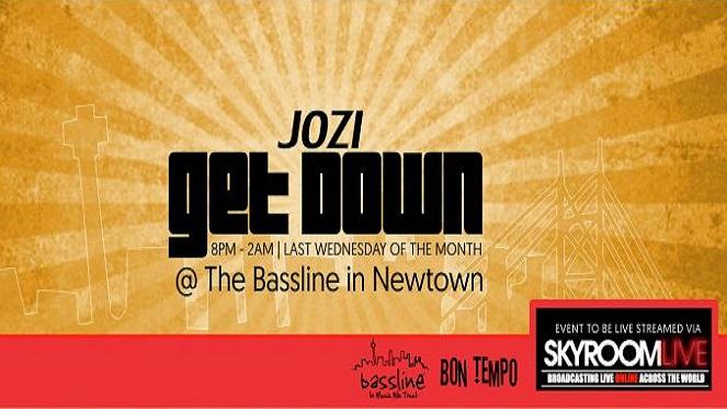 Jozi Get Down