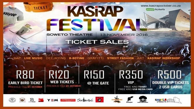 Kasi Rap Festival
